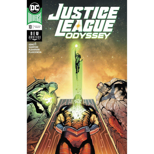 Justice League Odyssey #10-Georgetown Comics