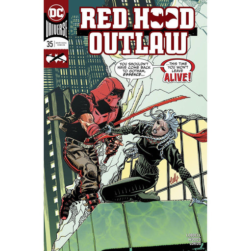 Red Hood Outlaw #35-Georgetown Comics
