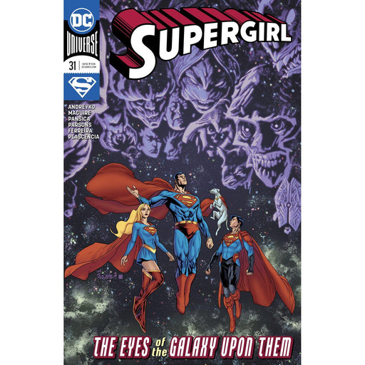 Supergirl #31-Georgetown Comics