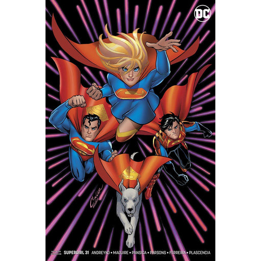Supergirl #31 Var Ed-Georgetown Comics