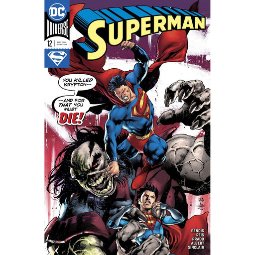 Superman #12-Georgetown Comics