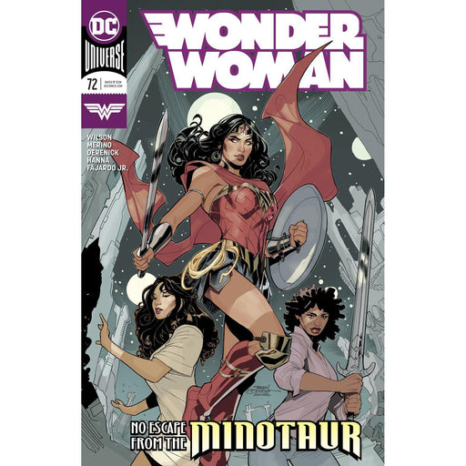 Wonder Woman #72-Georgetown Comics