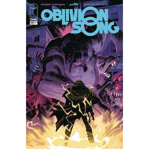 Oblivion Song By Kirkman & De Felici #16 (MR)-Georgetown Comics