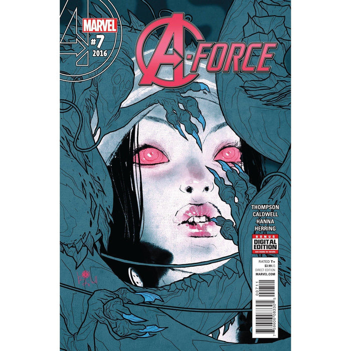A-Force #7-Georgetown Comics