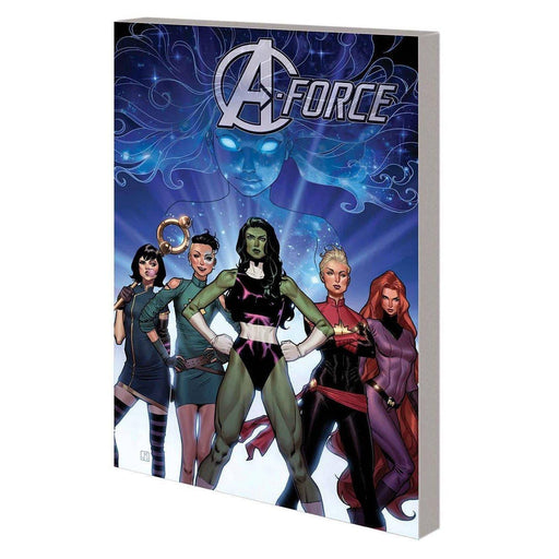 A-Force TP Vol 01 Hypertime-Georgetown Comics