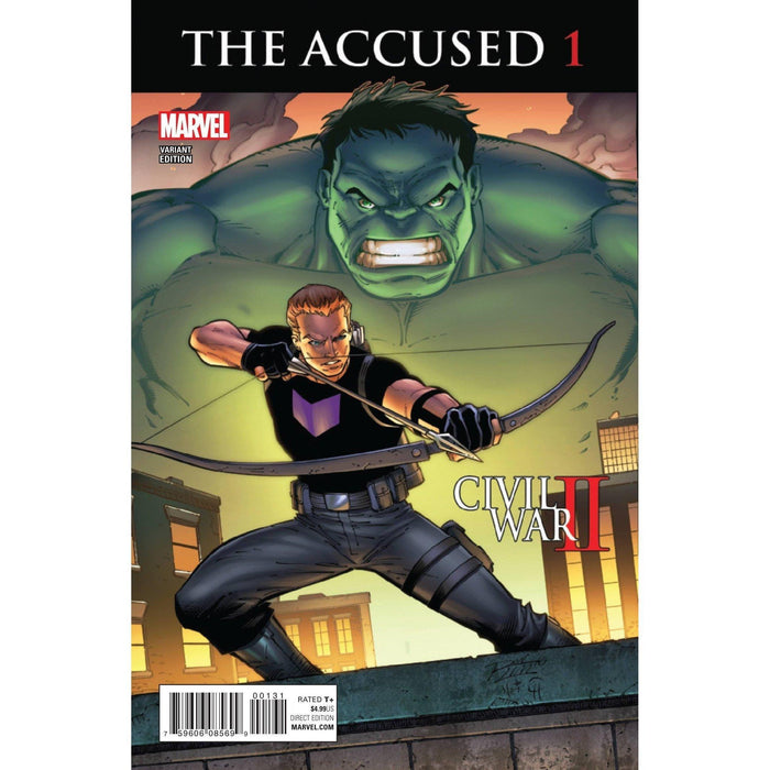 Accused #1 Lim Variant-Georgetown Comics