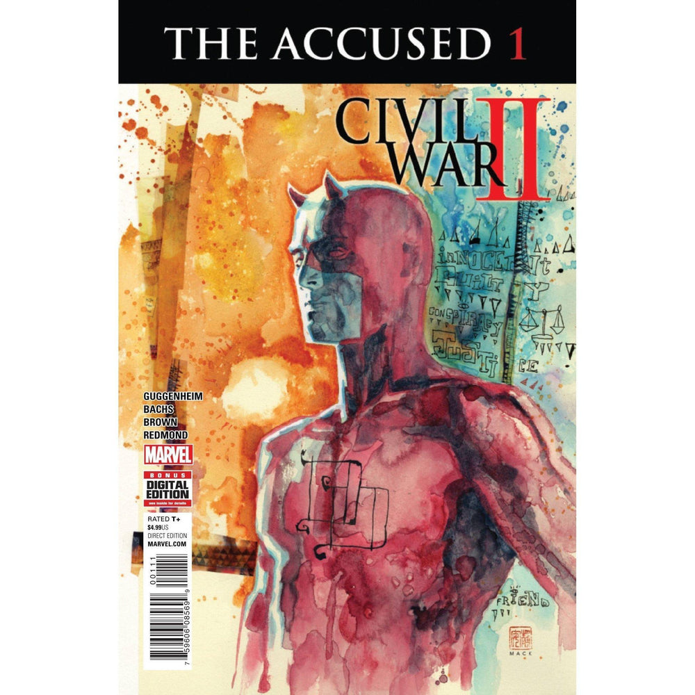 Accused #1-Georgetown Comics