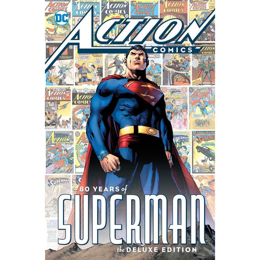 Action Comics 80 Years Of Superman HC-Georgetown Comics