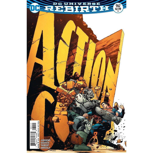 Action Comics #962-Georgetown Comics
