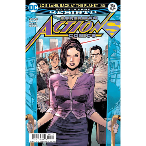 Action Comics #965-Georgetown Comics