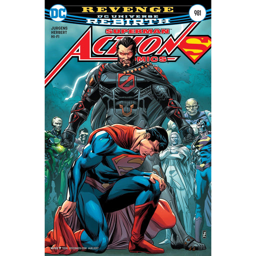 Action Comics #981-Georgetown Comics