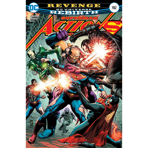 Action Comics #982-Georgetown Comics