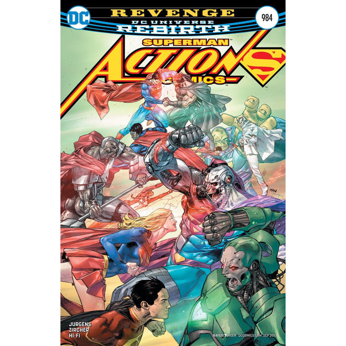 Action Comics #984-Georgetown Comics