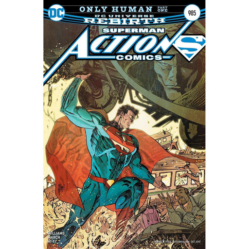 Action Comics #985-Georgetown Comics