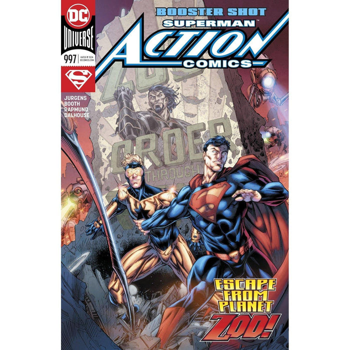 Action Comics #997-Georgetown Comics