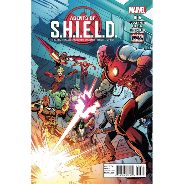 Agents of Shield #6-Georgetown Comics