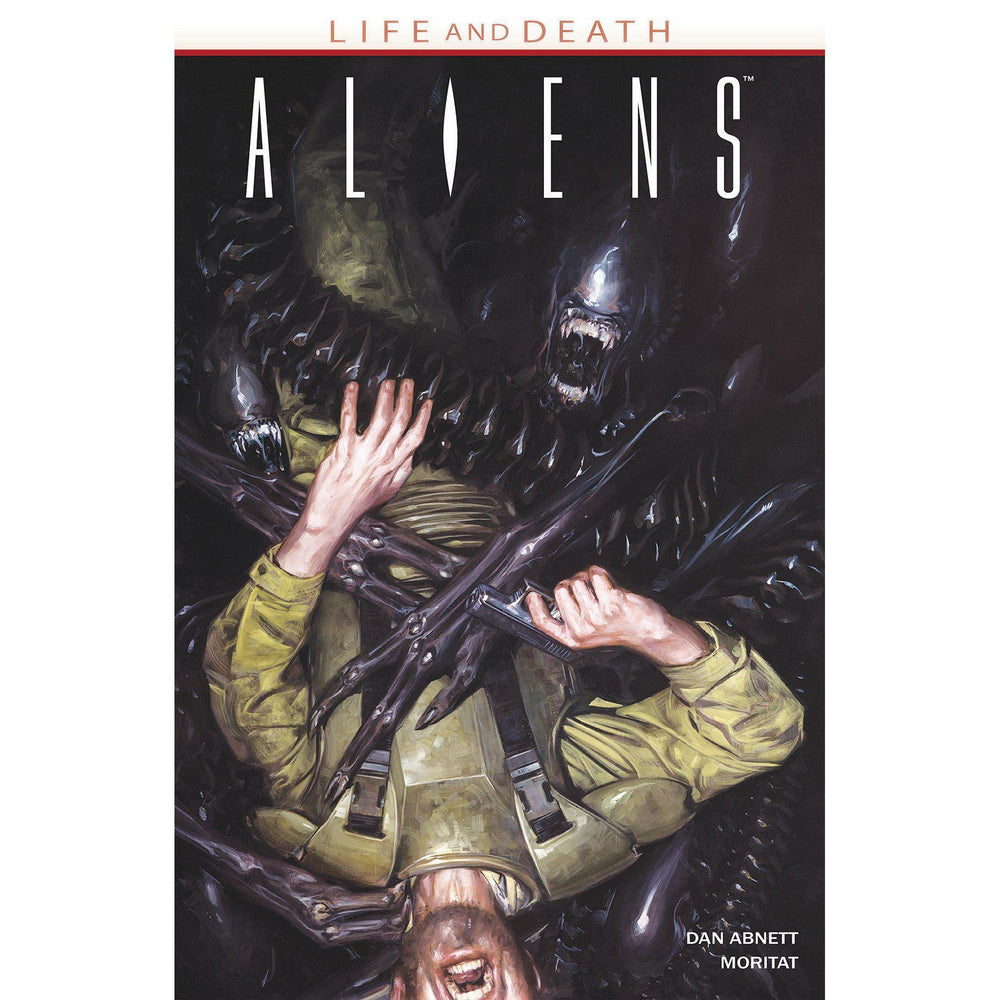 Aliens Life And Death TP-Georgetown Comics