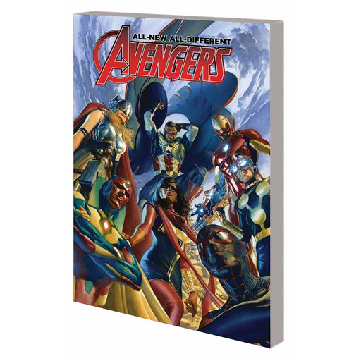 All New All Different Avengers TP Vol 01 Magnificent Seven-Georgetown Comics