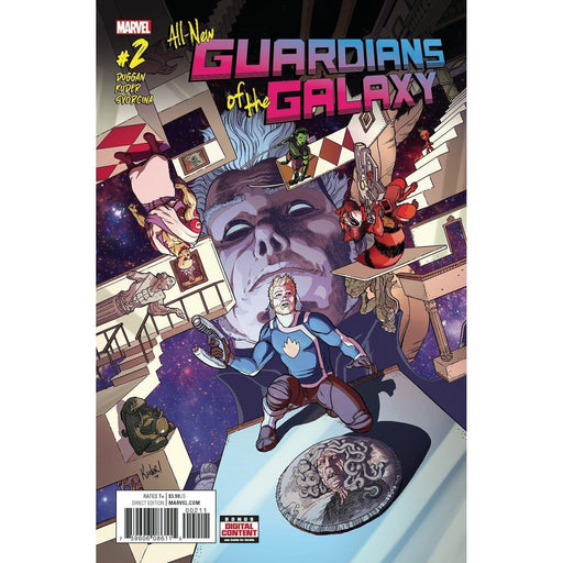 All New Guardians Of Galaxy #2-Georgetown Comics