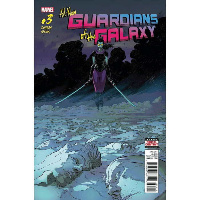 All New Guardians Of Galaxy #3-Georgetown Comics