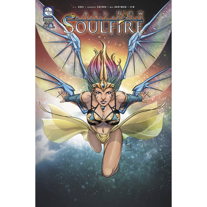 All New Soulfire #5 Cvr B Tovar-Georgetown Comics