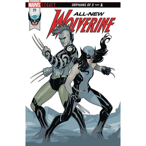 All New Wolverine #25 Legacy-Georgetown Comics