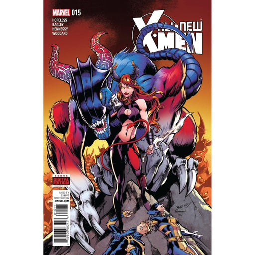 All New X-Men #15-Georgetown Comics