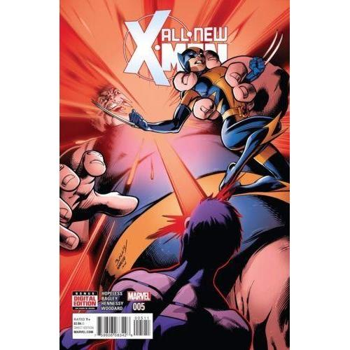 All-New X-Men #5-Georgetown Comics