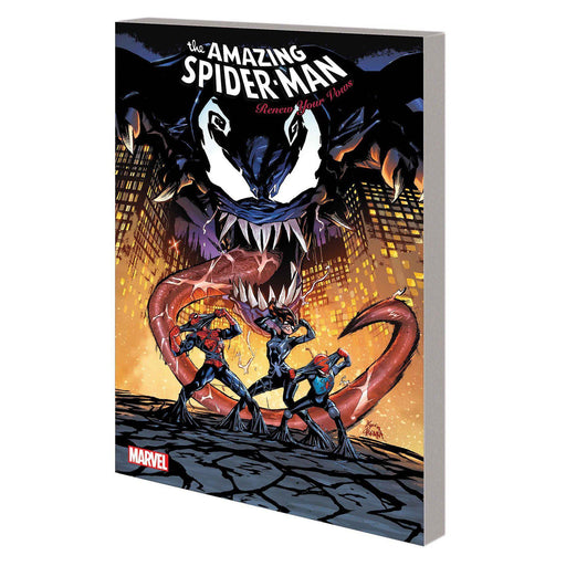 Amazing Spider-Man Renew Your Vows TP Vol 02 Venom Experiment-Georgetown Comics