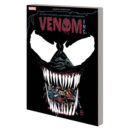 Amazing Spider-Man Venom Inc TP-Georgetown Comics