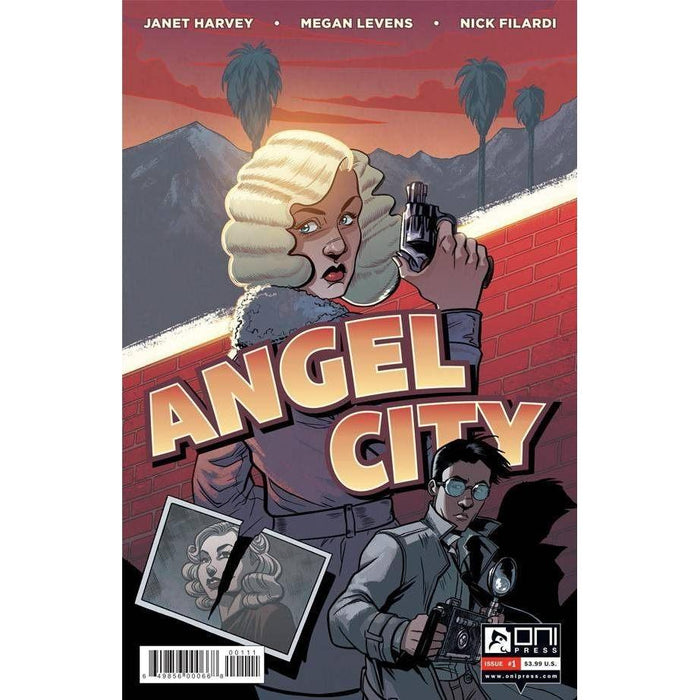 Angel City #1 (Of 6)-Georgetown Comics