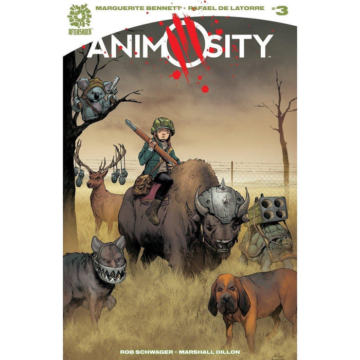 Animosity #3-Georgetown Comics