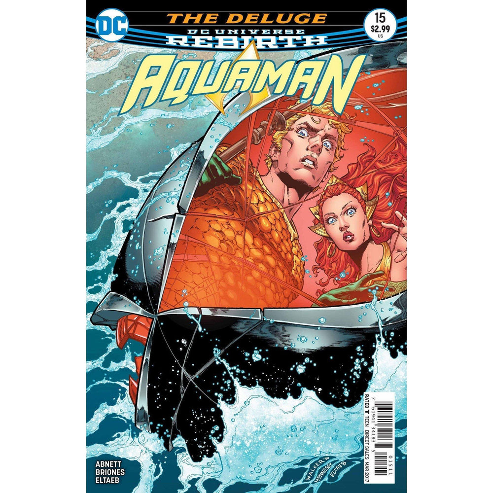 Aquaman #15-Georgetown Comics
