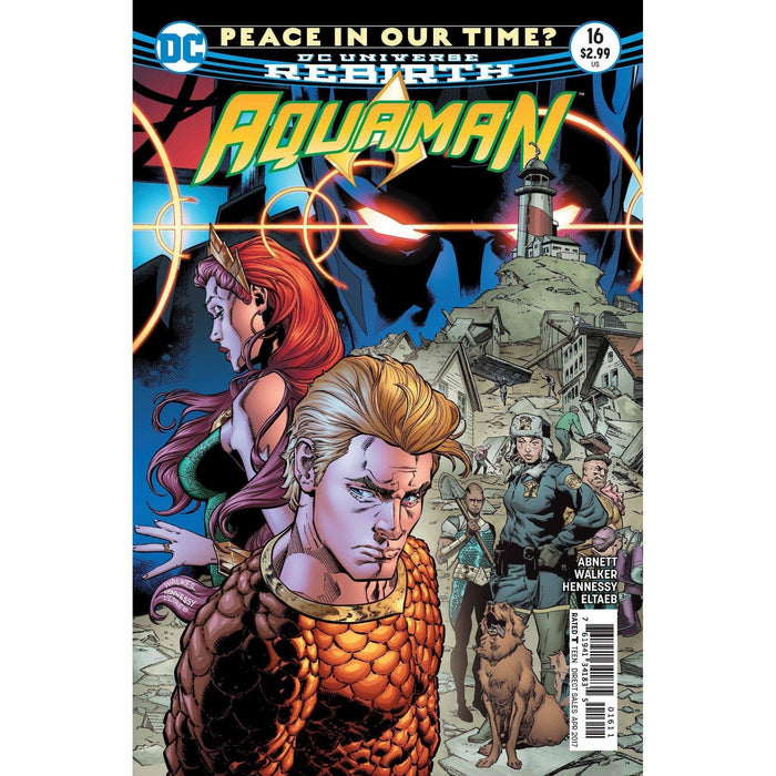 Aquaman #16-Georgetown Comics
