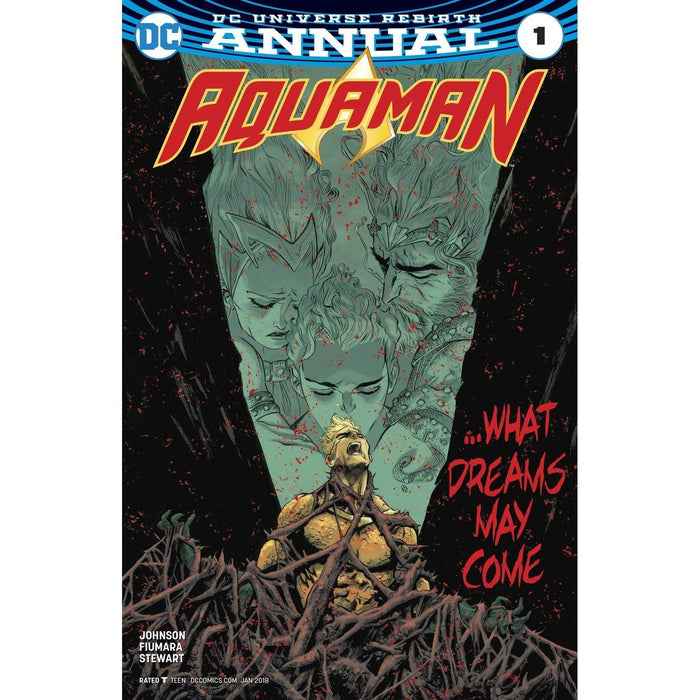 Aquaman Annual #1-Georgetown Comics