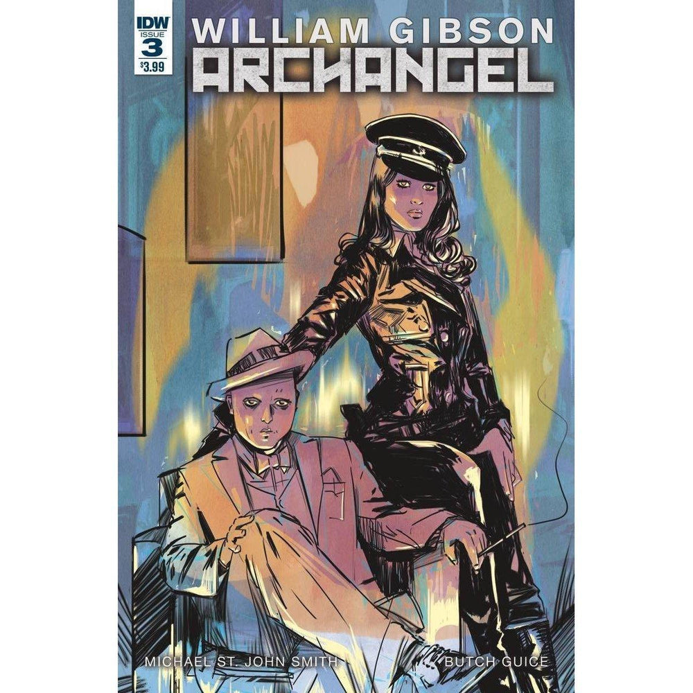 Archangel #3 (Of 5)-Georgetown Comics