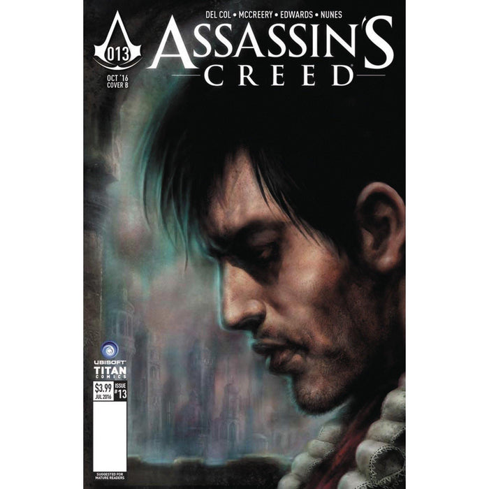 Assassins Creed #13 Cvr A Percival-Georgetown Comics