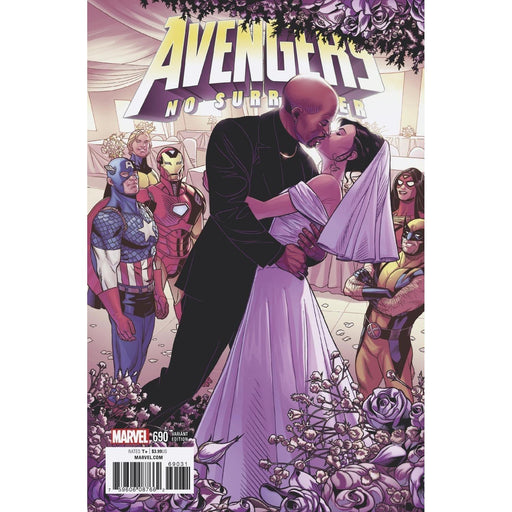Avengers #690 Sprouse End of an Era Variant-Georgetown Comics
