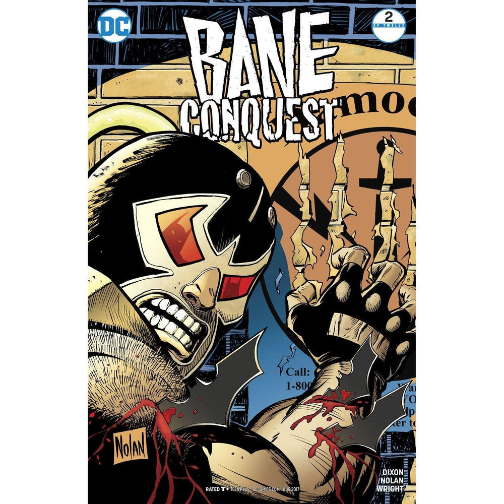 Bane Conquest #2 (Of 12)-Georgetown Comics