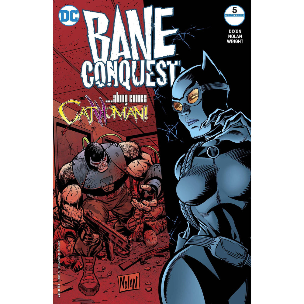 Bane Conquest #5 (Of 12)-Georgetown Comics