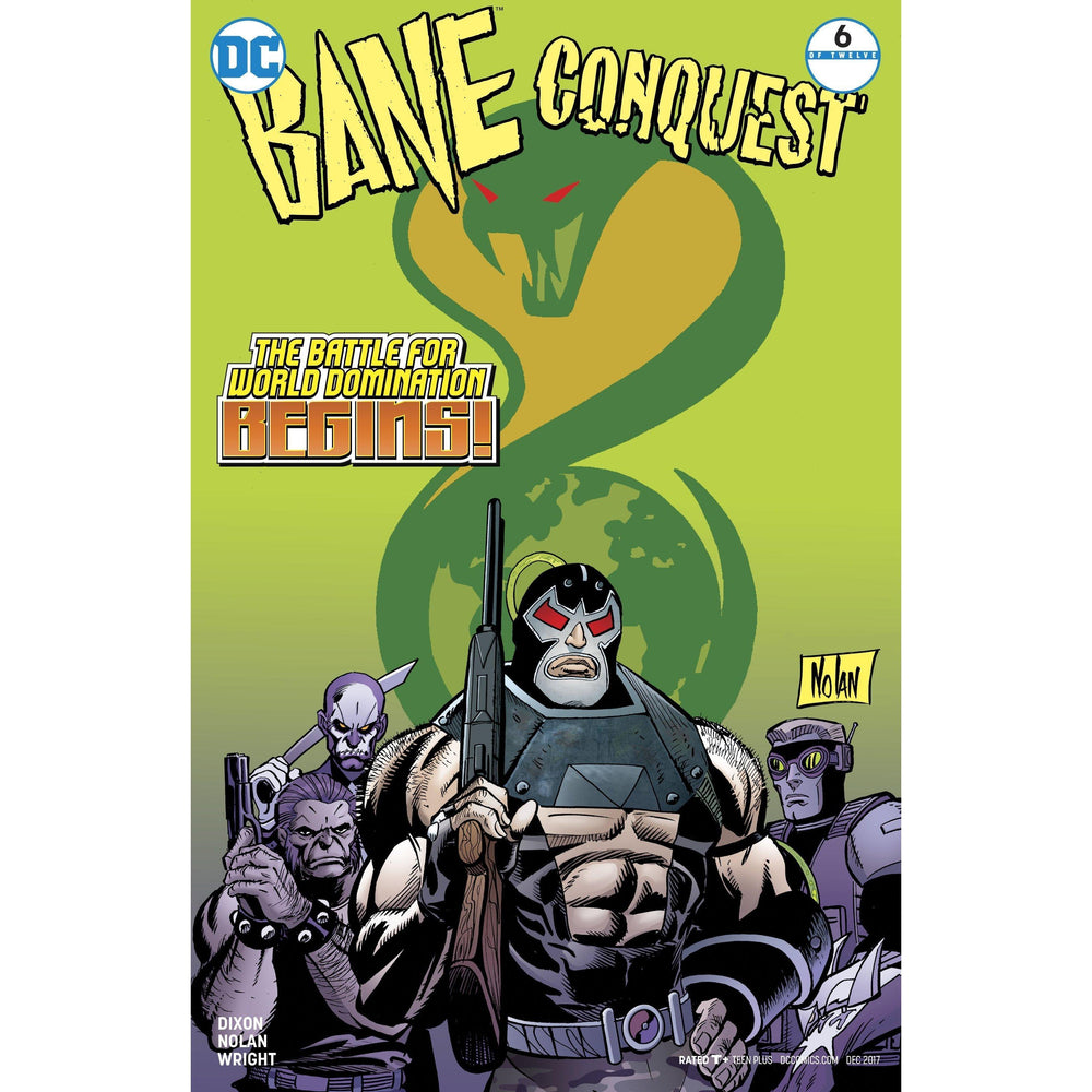 Bane Conquest #6 (Of 12)-Georgetown Comics