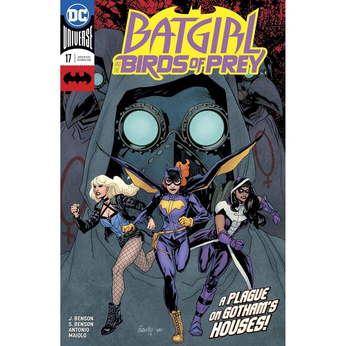 Batgirl And The Birds Of Prey #17-Georgetown Comics