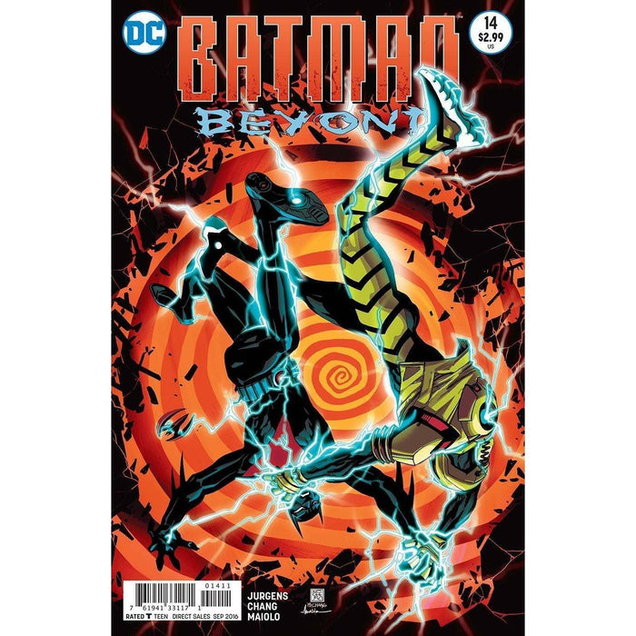 Batman Beyond #14-Georgetown Comics