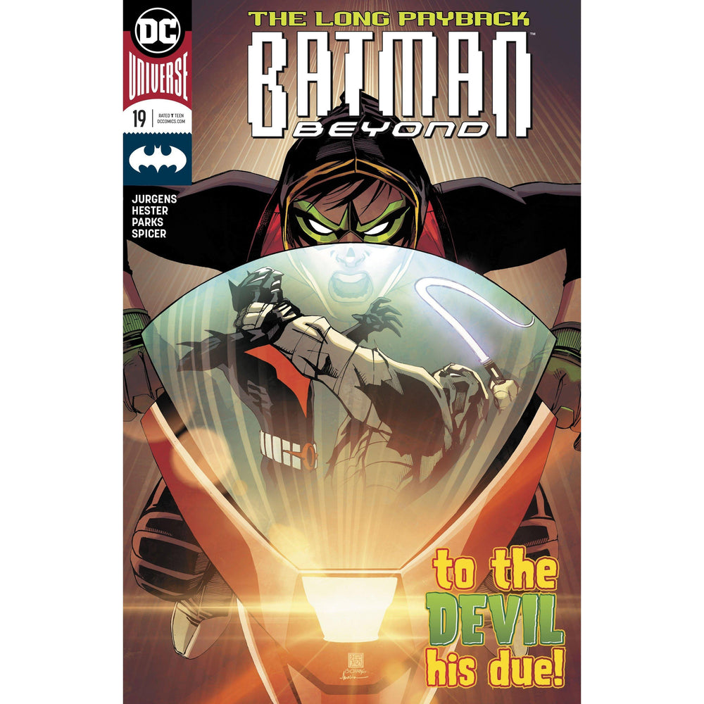 Batman Beyond #19-Georgetown Comics