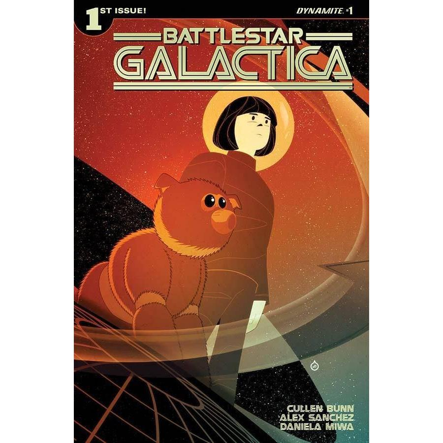 Battlestar Galactica Vol 3 #1 Cvr C Doe-Georgetown Comics