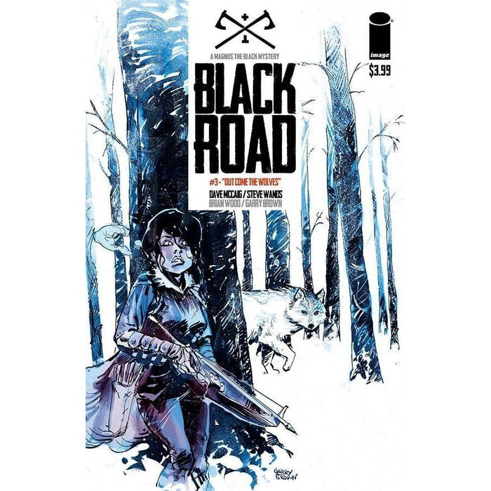 Black Road #3-Georgetown Comics