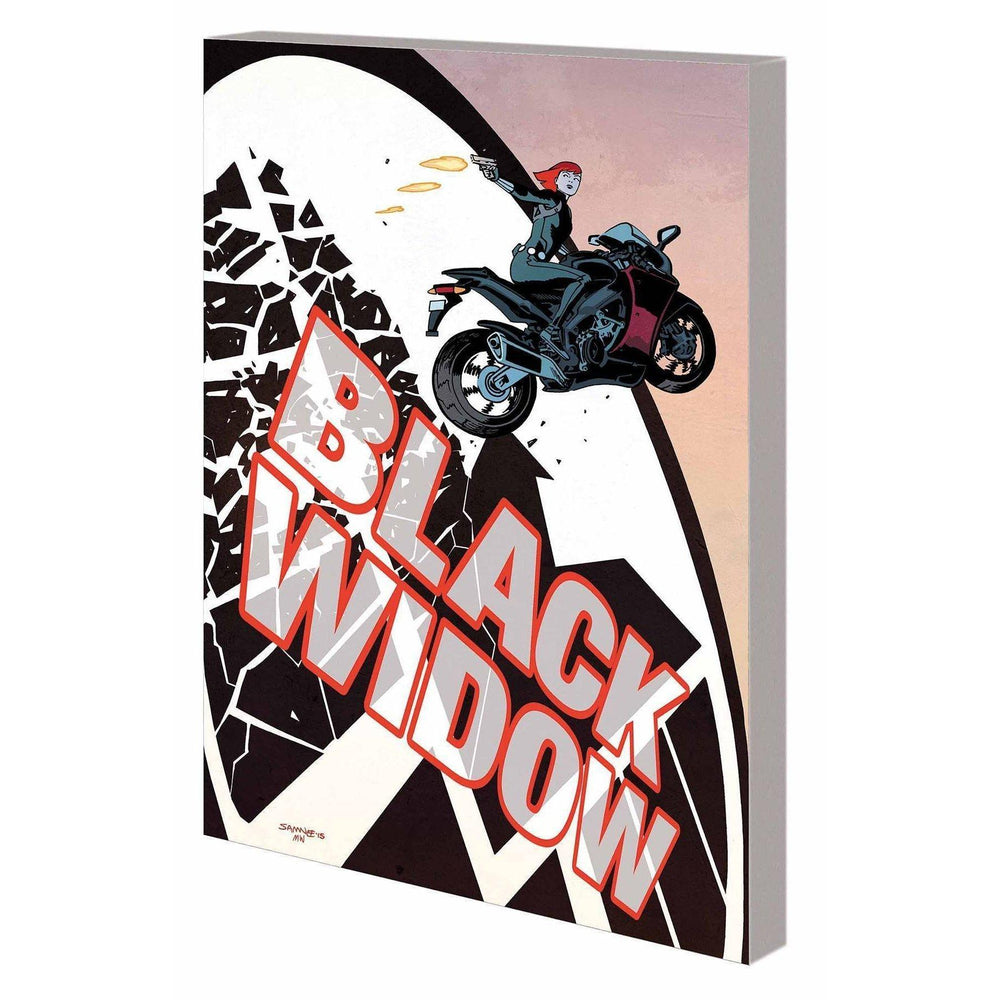 Black Widow TP Vol 01 Shields Most Wanted-Georgetown Comics