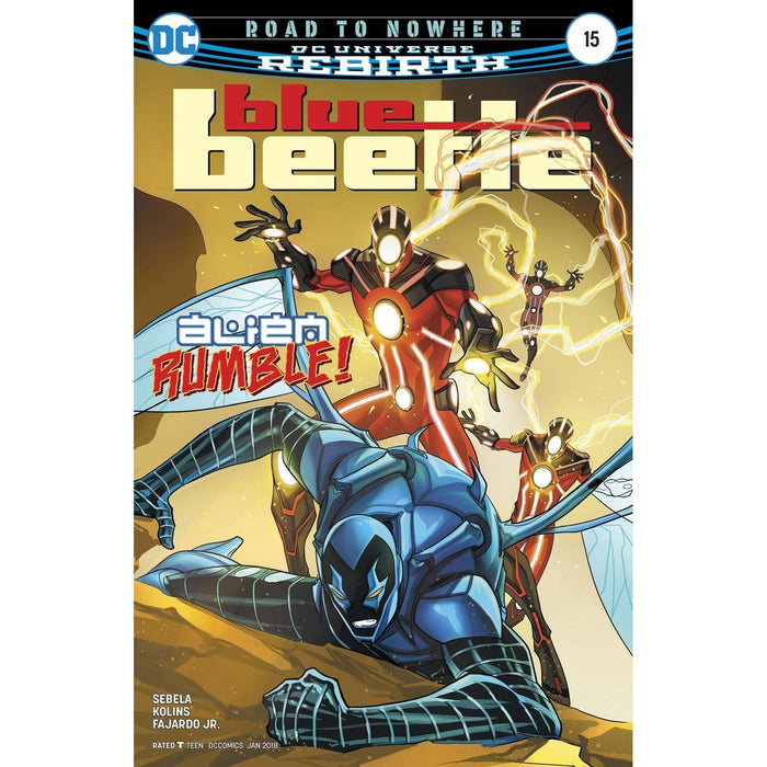 Blue Beetle #15-Georgetown Comics