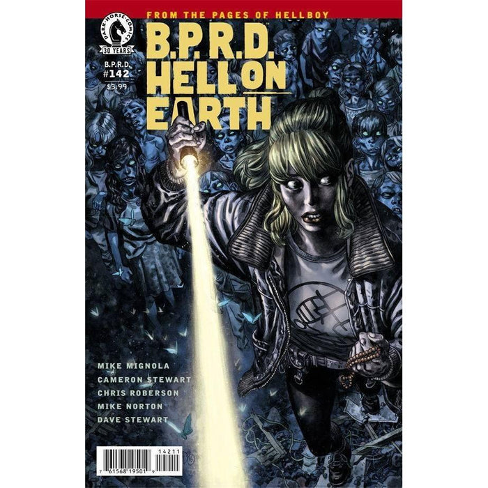 BPRD Hell On Earth #142-Georgetown Comics