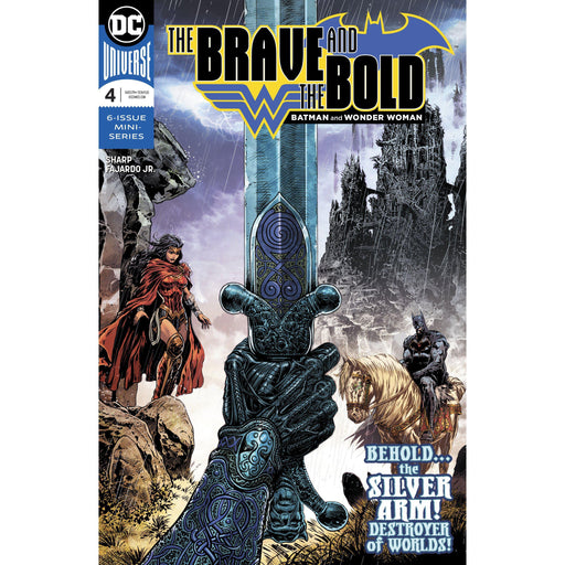 Brave & The Bold Batman & Wonder Woman #4 (Of 6)-Georgetown Comics